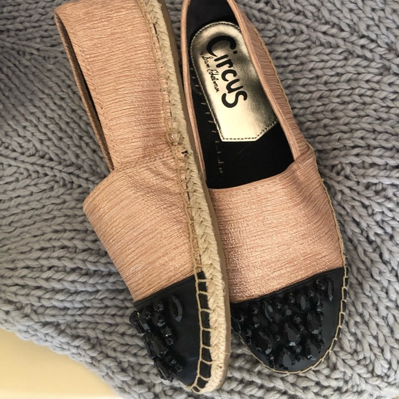 Circus by Sam Edelman Shoes - Circus by Sam Edelman Espadrille with Gems